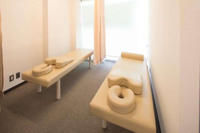 院内は半個室を含むプライベートを確保